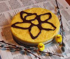 Shape & Cake: Elämää liikunnan ja ruuanlaiton parissa: CocoVin pääsiäiskilpailu - Pääsiäisen hedelmäinen raakakakku