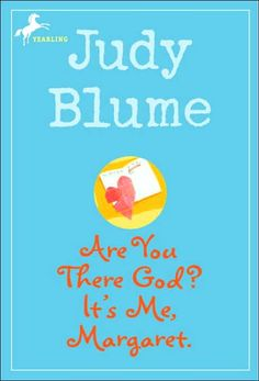 """For my daughter to read: Are You There God? It's Me, Margaret: Cyndi S. recommends Are You There God? It's Me, Margaret by Judy Blume. The leading character, Margaret Simon, """"speaks her mind"""" and offers her coming-of-age anxieties and concerns as a Up Book, This Is A Book, Book Nerd, Books You Should Read, Books To Read, Best Novels, Book Lists, Book Worms, Childrens Books"""