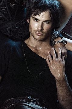 OMG!!!!!!!!! he is just Christian Grey.  smoldering HOT!!!!!