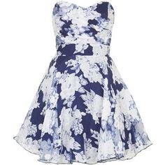 **Tibi Bandeau Dress by TFNC