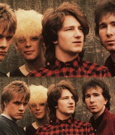 Young U2  wow-they were just boys!