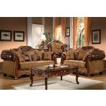 Homey Design - Beauvais Sofa and Loveseat Set - HD-974SL  SPECIAL PRICE: $2,664.00