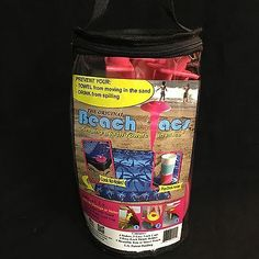 Beach-Tacs-Pink-New-In-Package