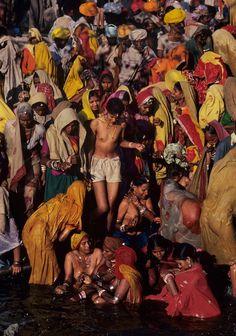 India, Steve McCurry