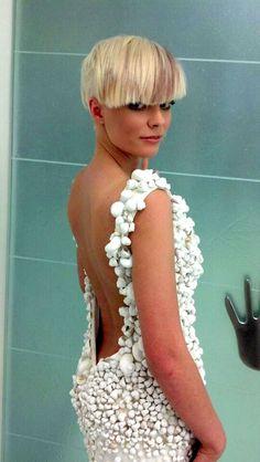10 lbs of shells dress!