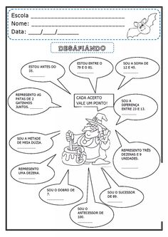 English Activities, Home Schooling, Primary School, Professor, Teaching, How To Plan, Math, Words, Holga