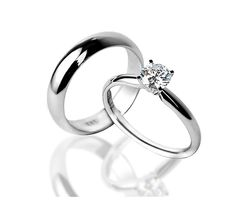 wedding rings. You see.. I love simplicity.