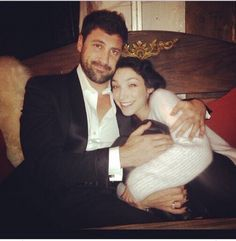 are meryl and maks dating 2015