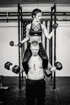 Fitness Couple. Engagement Session. Military Couple. photographer | Courtney Hollowell  www.lilyfield.co https://www.facebook.com/lilyfieldcustomimagery/ lilyfieldcustomimagery@gmail.com instagram | @lilyfield_ https://www.pinterest.com/lilyfield72450/ Engagement Photos. Gym. - Tap the pin if you love super heroes too! Cause guess what? you will LOVE these super hero fitness shirts!