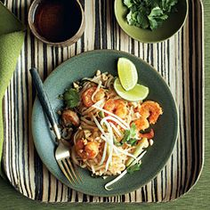 4 amazing vegetarian Asian dishes | Shrimp Pad Thai | Sunset.com