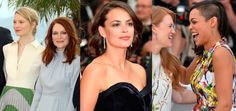 Julianne Moore, Berenice Bejo, and Rosario Dawson are a few of the women promoting films at Cannes. Meet The Women of Cannes 2014 http://aol.it/1lF81SF #Cannes2014 #TEDxceWomen