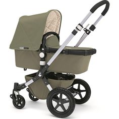 "Bugaboo Cameleon3 US Classic Collection Stroller - Dark Khaki - Bugaboo - Babies ""R"" Us"