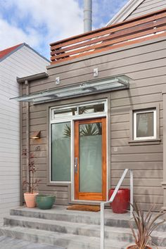 Photo 3 Of 8 In Vancouveru0027s Botanist Restaurant Updates The Poweru2026 | Tiny  Homes | Pinterest | Front Entrances, Screens And House