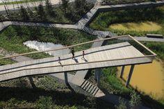 Qunli Stormwater Wetland Park / Turenscape