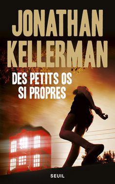 """Jonathan Kellerman """"Guilt"""" Graphic Design : Eric Deleporte"""