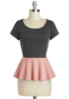 Seriously Sweet Top, #ModCloth
