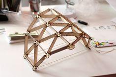 triangle flexible lamp hexagon - Google Search
