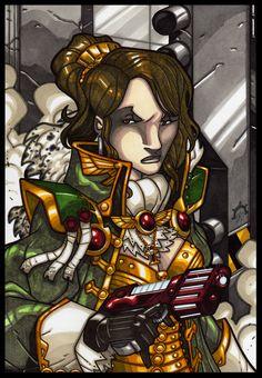 Lady Inquisitor