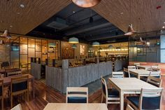 Hyunsung Korean restaurant by Jangmoksoo, Seoul – Korea » Retail Design Blog