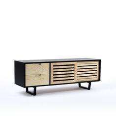 Pure 150 mediabänk, ask i gruppen Möbler / Förvaring / TV-möbler hos RUM21.se (123493)
