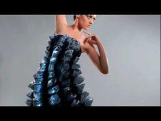 3 LED dresses - YouTube