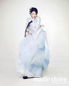 Eye Candy : Lee Young Ae for Marie Claire | rolala loves