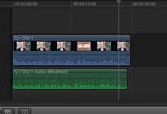 Audio Sync in Final Cut Pro X