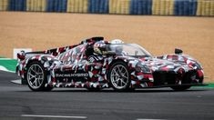 El Toyota GR Super Sport se deja ver en el circuito de La Sarthe Toyota Supra, Autos Toyota, Mercedes Amg, Super Sport, Super Cars, Aston Martin, Audi Rs4, Peugeot, New Supercars