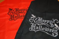 Kids Aprons  Happy Halloween Design  2  5 by TheInevitableStore