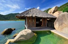 Six Senses Ninh Van. Travel+Style