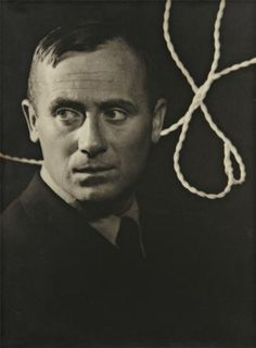 MAN RAY    Joan Miró, Dada and Surrealist Movement Pioneer