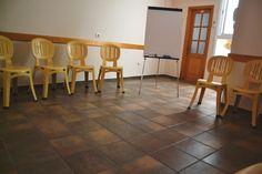 Disposición de sillas para el Encuentro.5