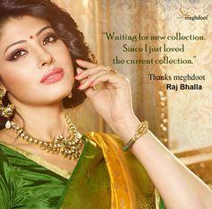 #customertestimonials #sarees #fashion #style #meghdoot #saree ##ethnicwear #apparel #indianwear #sari Customer Feedback, Indian Wear, Just Love, Sari, How To Wear, Collection, Style, Fashion, Saree