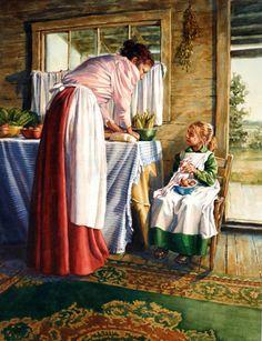 Sonya Terpening (1954, American) http://www.pinterest.com/debipete537/great-art-and-amazing-paintings/