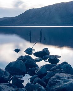 More kind exposures really glad I got ND filters for this trip! #Scotland #longexposure #loch #canon #water