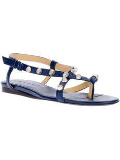 Balenciaga Studded Sandal