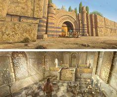 Game Of Thrones: Confira artes conceituais incríveis da cidade de Qarth - Concept Art http://spotseriestv.blogspot.com.br/2012/04/game-of-thrones-confira-artes.html