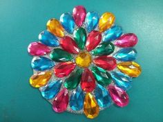 10 Simple and Easy Rangoli Designs for Kids   Styles At Life