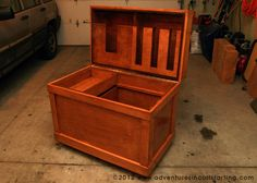 images tack trunk | Adventures In Colt (Filly) Starting: DIY Tack Trunk Plans