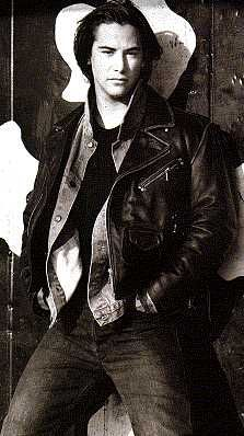 Matt & Andrej Koymasky - Famous GLTB - Keanu Reeves