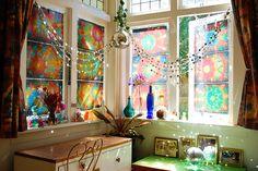 Jinx in the Sky: ♥ My Kalleidoscope home ♥