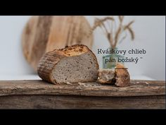 "Kváskový chlieb ""pán božský "" - YouTube Baked Potato, Catering, Bread, Baking, Ethnic Recipes, Youtube, Garden, Catering Business, Gastronomia"