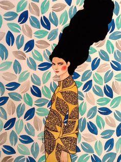I mille volti delle donne nei ritratti di Hülya Özdemir   PICAME
