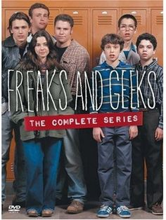 Freaks and Geeks poster by heit007, via Flickr