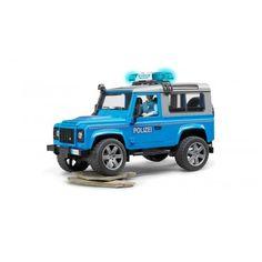Jeep Cross Safari Aracı & Kasklı Pilotlu- Mavi 02541