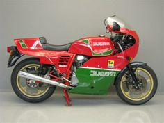 Ducati 900ss Mike Hailwood Replica
