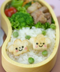 9 Bento Lunch Ideas - The Bento Beginnings - mom.me