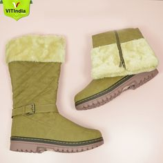 Get branded BOOTS for ladies in Mumbai city only at Vales International Trade. For more details kindly visit  www.vitindia.com