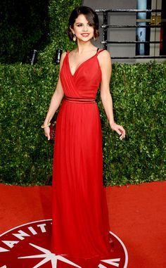 Crimson Delight from Selena Gomez's Best Looks | E! Online