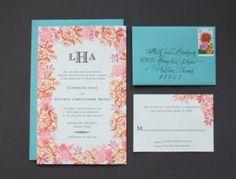 DIY Wedding Invitiations - Rubber Stamp Floral Wedding Invitations -  Templates, Free Printables and Wording | Tutorials for Unique, Rustic, Elegant and Vintage Homemade Invites http://diyjoy.com/diy-wedding-invitations